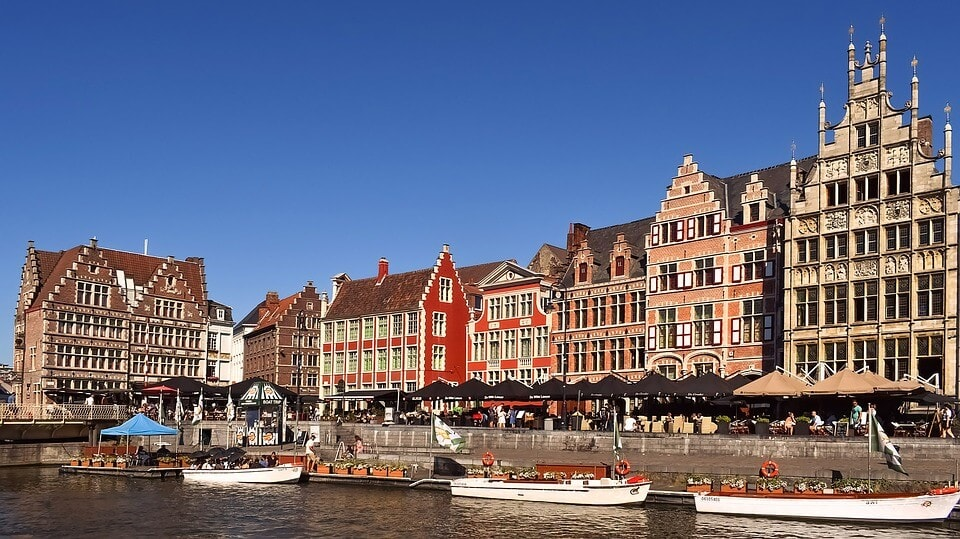 Chi phí nhà ở khi đi du học Bỉ