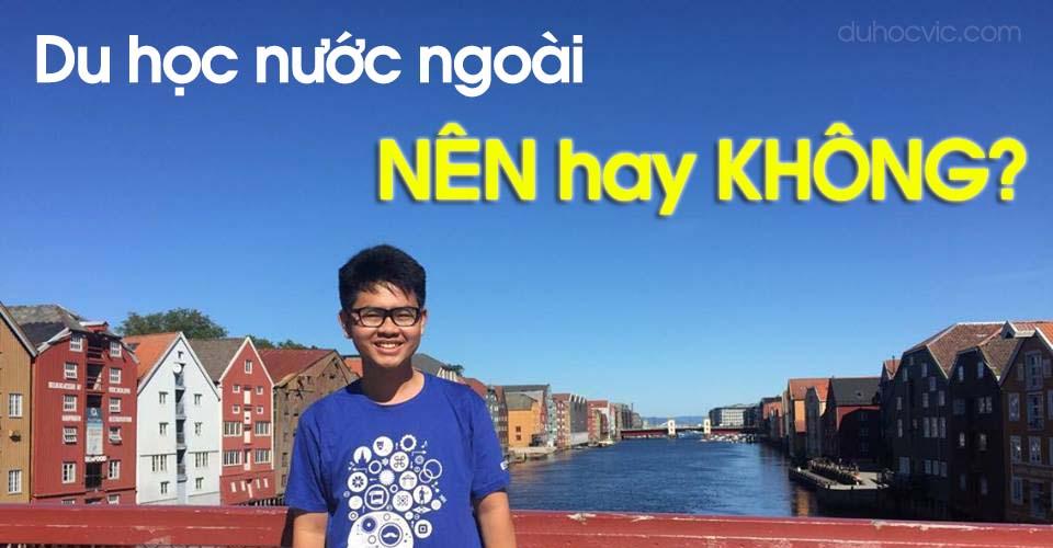 Đi du học Na Uy phải biết Tiếng Anh