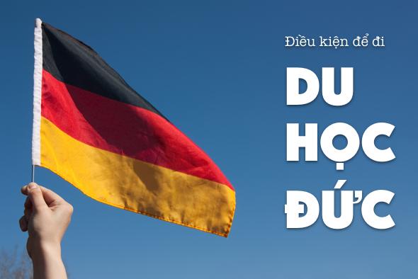 Điều kiện để có thể đi đu học Đức