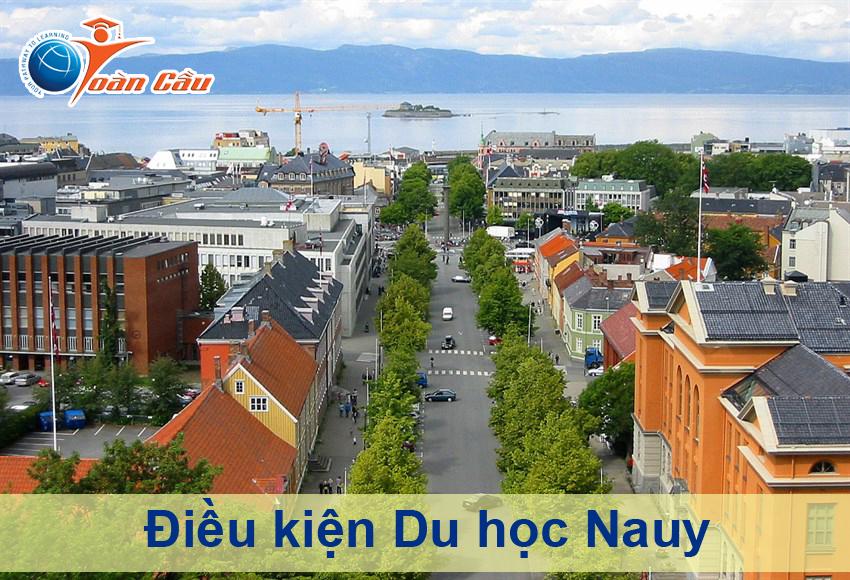 Điều kiện để đi du học Na Uy