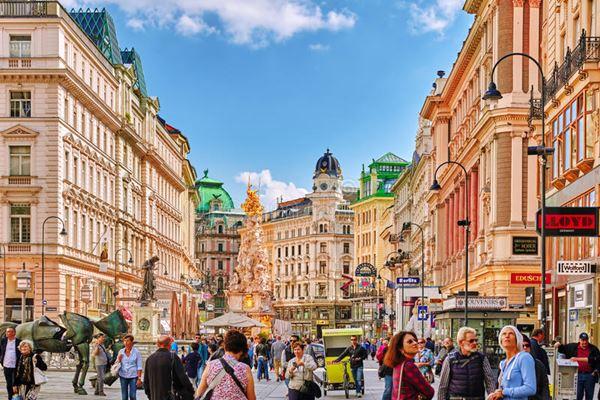 Du học Áo nói tiếng gì