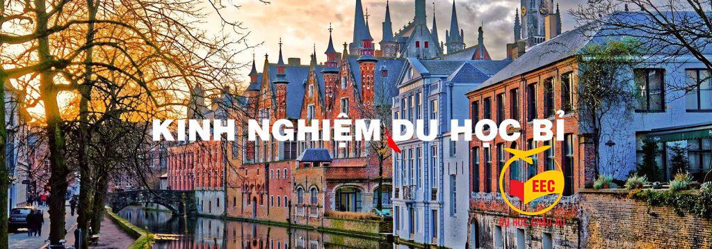 Du học Bỉ cần bao nhiêu tiền
