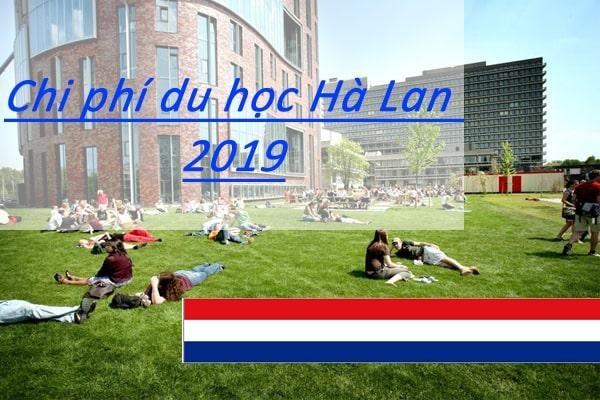 Chi phí du học Hà Lan 2019