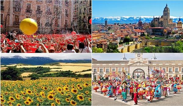 Giới thiệu về đất nước du học Tây Ban Nha