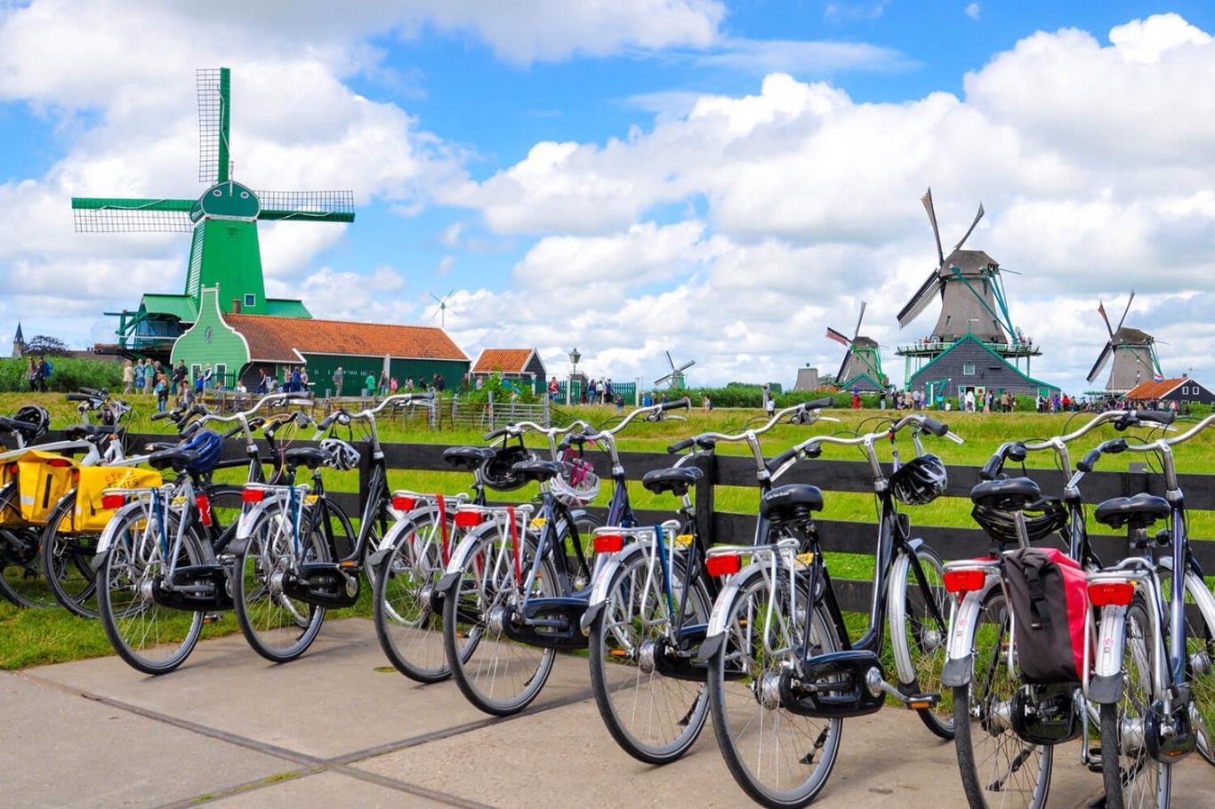 Phương tiện di chuyển khi đi du học Hà Lan