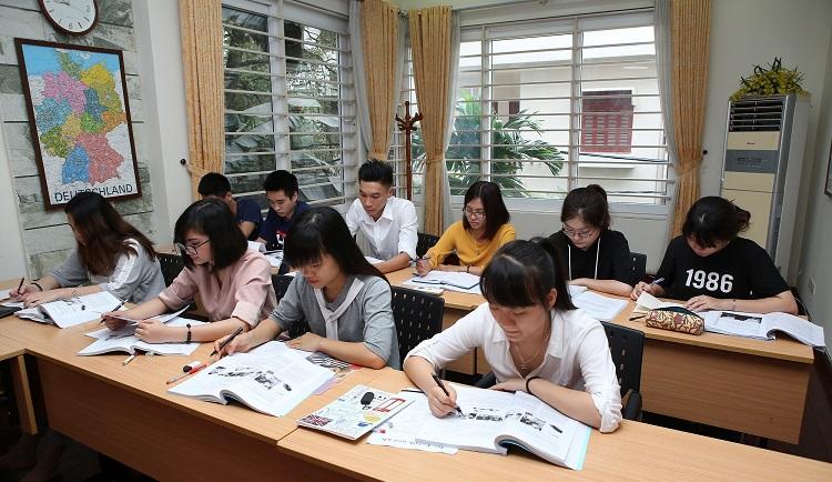 Trung tâm tiếng đức ASG Việt Nam