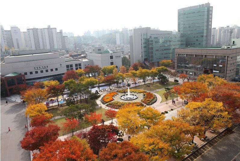 trường đại học soongsil hàn quốc
